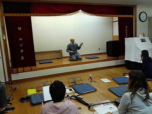 徳島 三線教室|おさらい会