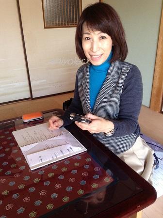 和歌山放送 笠野衣美さん