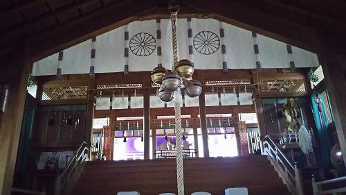 天河神社へ行ってきました
