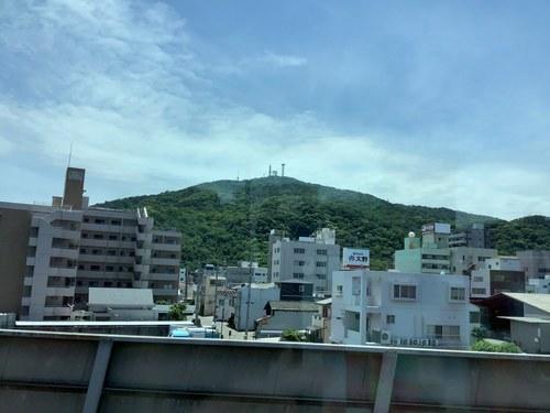 徳島駅から熊本へ