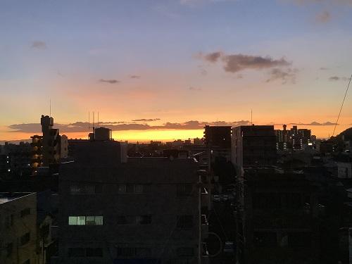 朝日|徳島市の朝