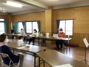 名東町三線教室